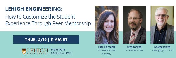 How to Customized the Student Experience Through Peer Mentorship