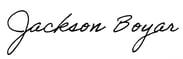 Jackson signature