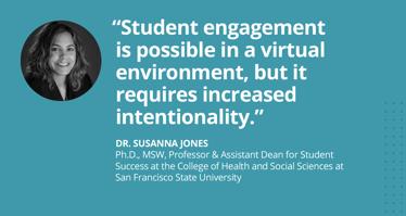 Dr. Susanna Jones SF State