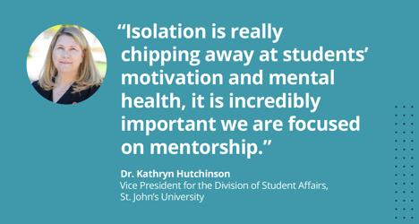 Dr. Kathryn Hutchinson St. John's University