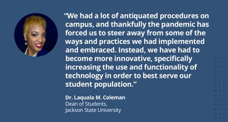 Dr. Laquala Coleman Jackson State University