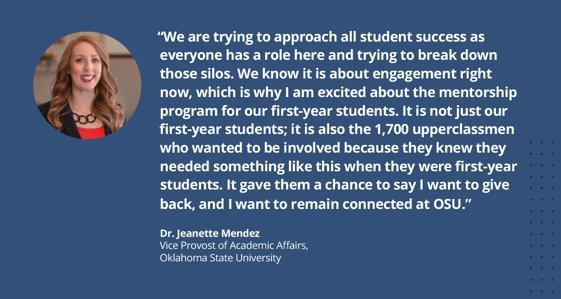 Dr. Mendez OSU Mentor Collective