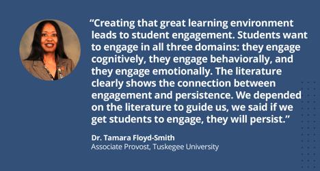Dr. Floyd-Smith, Tuskegee University