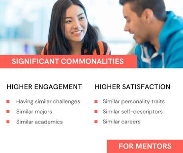 Mentor Commonalities